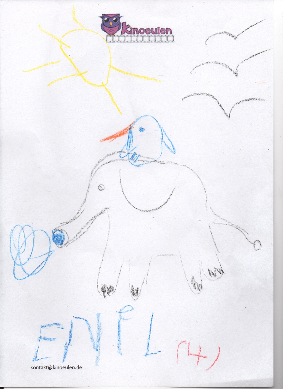 Emil, 4 Jahre