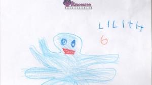 Lilith, 6 Jahre 1