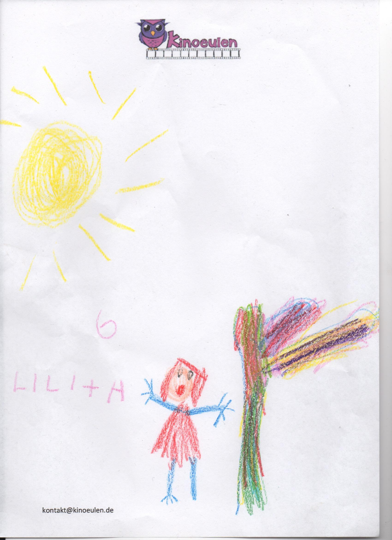 Lilith, 6 Jahre