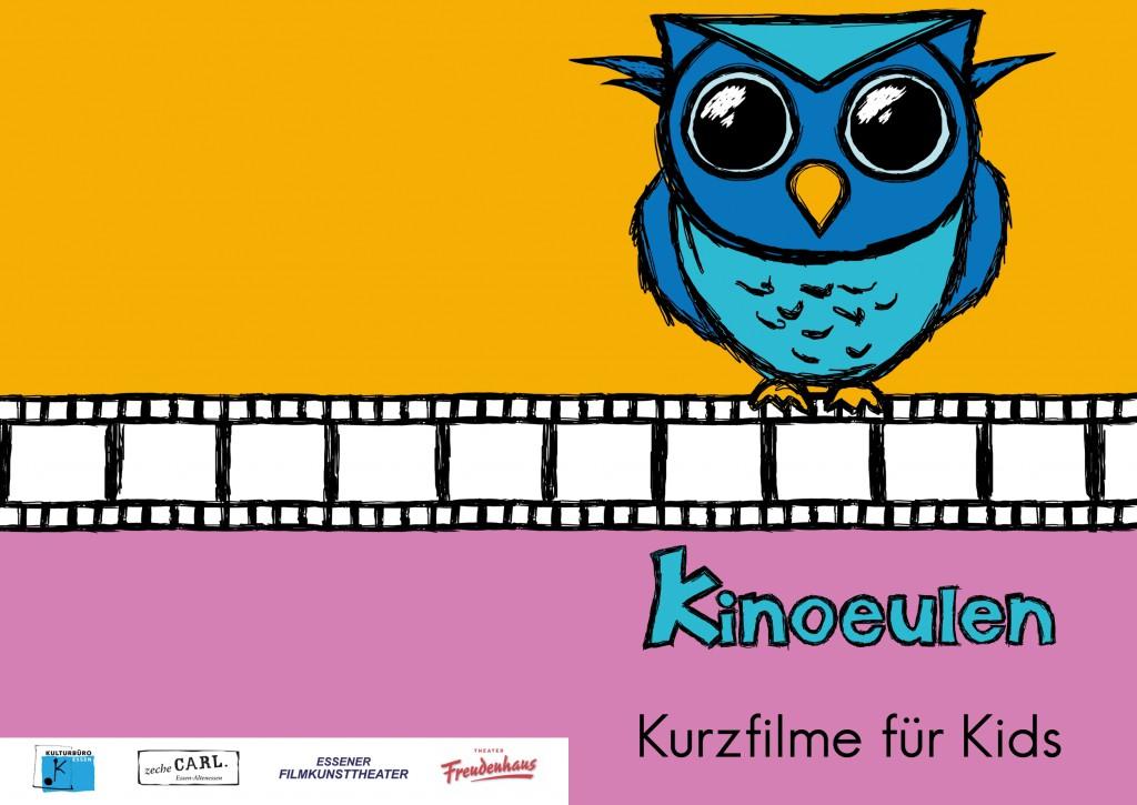 Kinoeulen Flyer 02 - Ferne Schätze